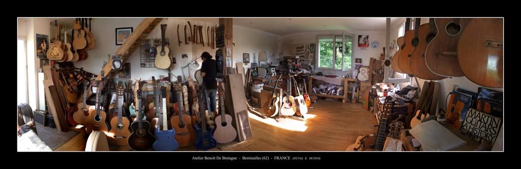 Atelier Benoit de Bretagne