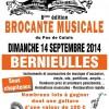 6 ieme Edition de la Brocante Musicale de Bernieulles